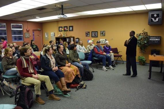 Butte College International Education Week